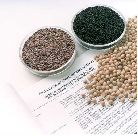 Oil Seeds, Oils and Fats Analysis - Salamon & Seaber