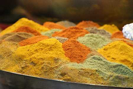 Herb & Spice Analysis - Salamon & Seaber
